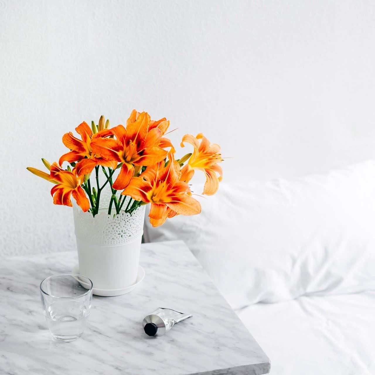 Knus voor je huis blog post flowers
