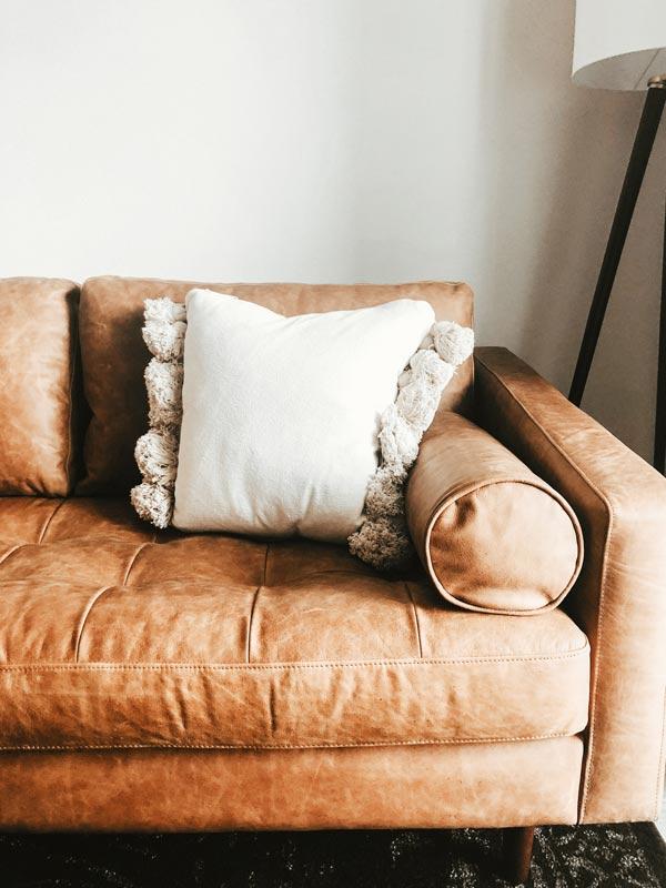De leukste kussens voor een landelijk interieur.